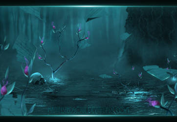 The Forest of Untold Stories by ManifestedSoul