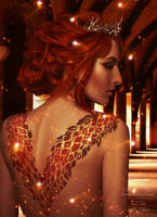 Phoenix Rising by ManifestedSoul