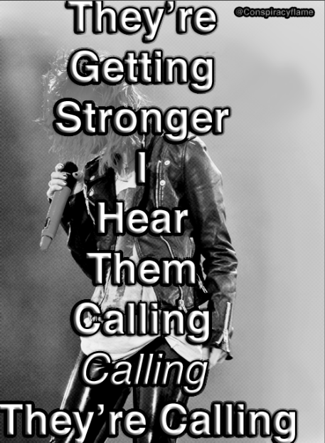 Paramore: Monster Lyric Quote by Conspiracyflame on DeviantArt Paramore Song Quotes