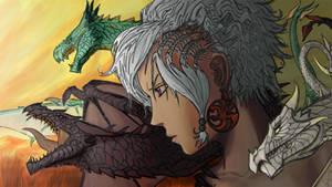 I Am The Dragon