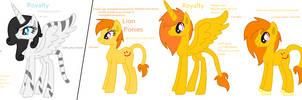 Big Cat Ponies Species Ref
