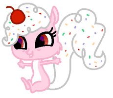 Cherry Cake by LittleSnowyOwl