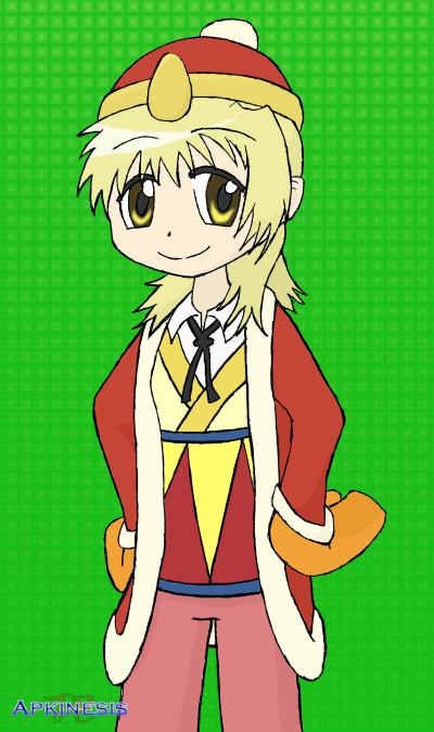 SSBA: Miyako as King Dedede by Apkinesis