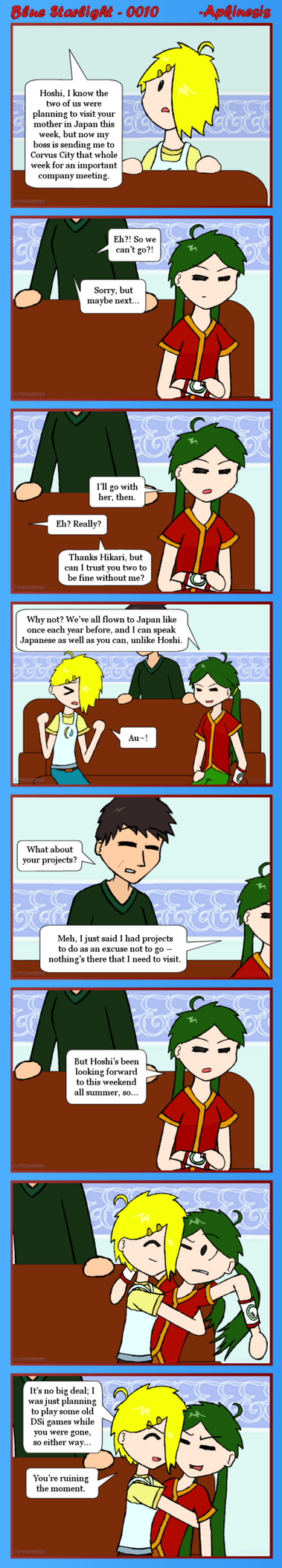 BSL 10: Travel Plans by Apkinesis