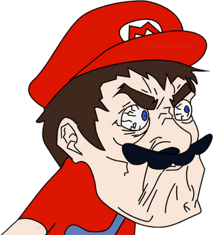 Luigi Has Cancer...