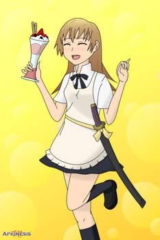 'Hai, Kyouko-san'