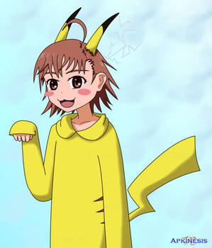 SSBA: Last Order as Pikachu