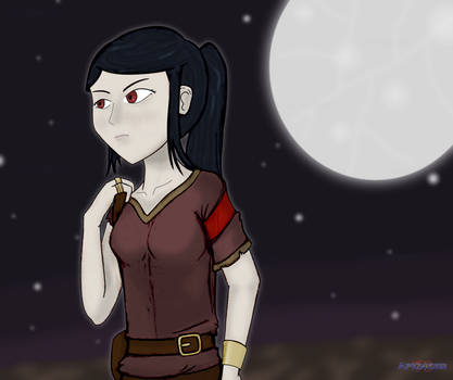 Lyssia the Scarlet