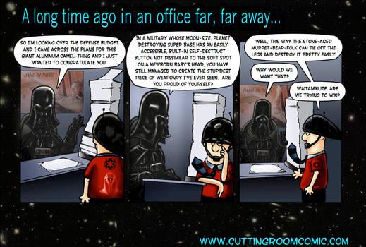 Office Wars: Episode I