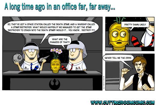 Office Wars: Episode II