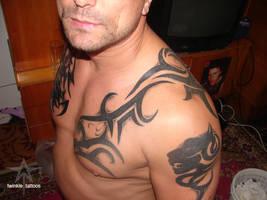 tattoo tribal 2 by twinkletattoos