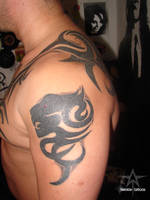 tattoo tribal 3 by twinkletattoos