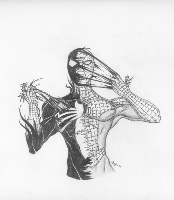 Image Result For Draw Spiderman Coloring