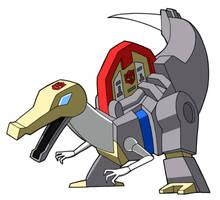 transformers scorn by benisuke