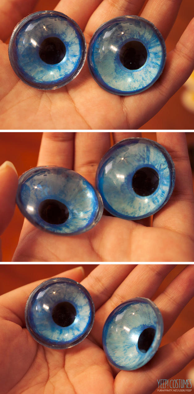 Resin follow me eyes by yeep-yeep