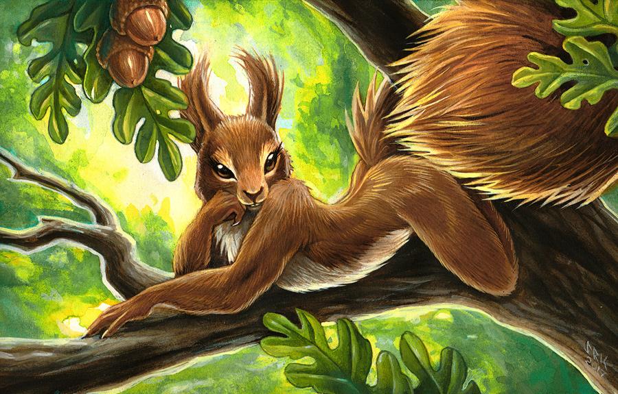 deez nuts by oaksketch