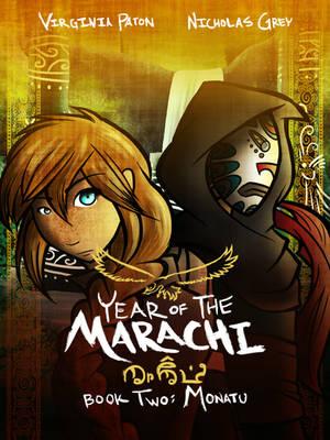 YOTM Book 2 Cover by MarachiStudios