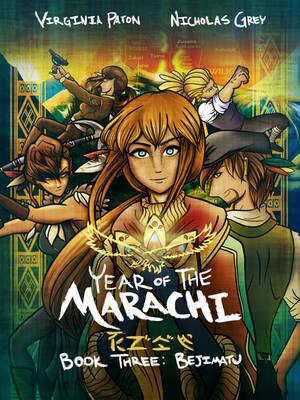 YOTM Book 3 Cover by MarachiStudios