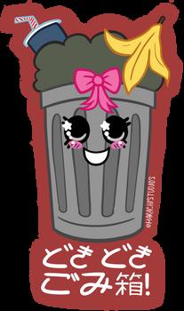 Sticker Trash