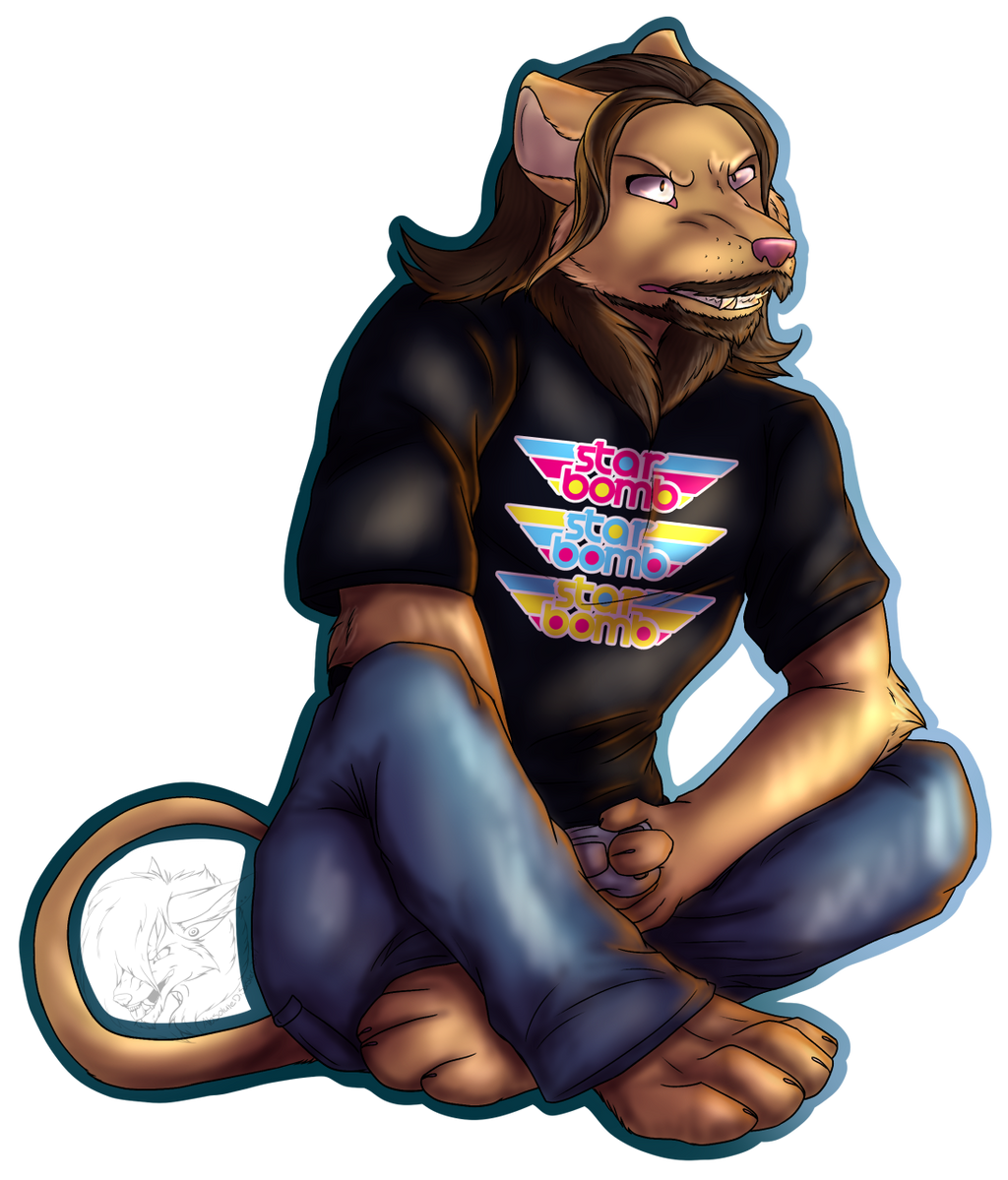 Egoraptor by AbsoluteD...