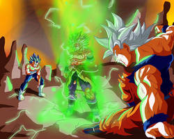 Battle of the century by Black-X12