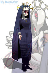 Double, The Shape-Shifter(Skullgirls) by Black-X12