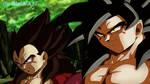 Vegeta and Goku ssj4(remake)