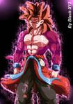 Full Power SSj4 Xeno Goku (LIMIT BREAK)