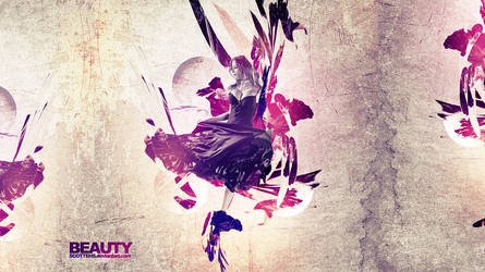 Beauty '11 - Wallpaper by Scottehs