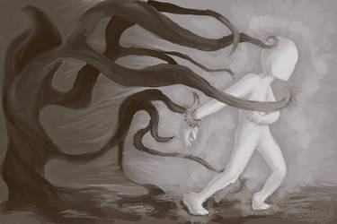 Battle the darkness by hugmachine14