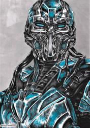 MKX: Triborg (Sub-Zero) #1