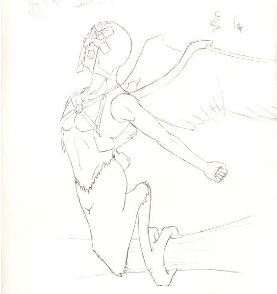 DSG 1360: Creature: UNIPED CYCLOPS