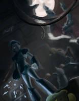 Megaman Tribute Entry 2 by DanielHooker