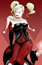 Gotham Girls Redesign: Harley Quinn