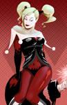 Gotham Girls Redesign: Harley Quinn