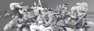 Chrono Trigger - Full Party