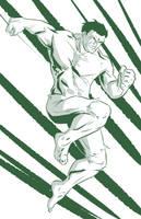 Digital Dailies - Hulk Smash by DanielHooker