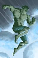 Hulk Smash by DanielHooker