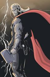 Thor by DanielHooker