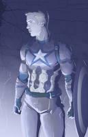 Captain America by DanielHooker