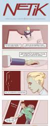 Netik - Full Comic by DanielHooker