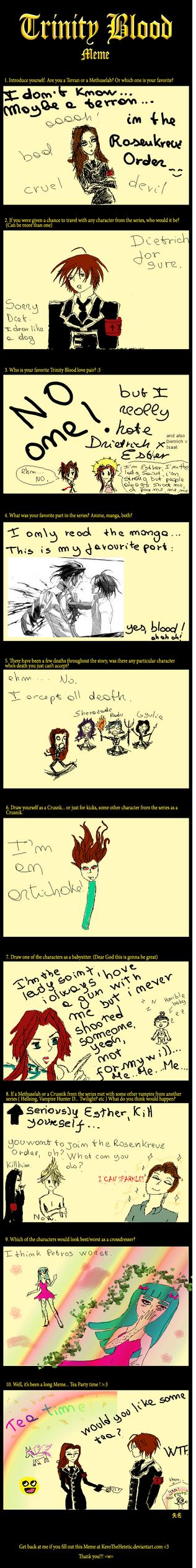 Trinity blood meme by Albae-alae