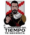 El Ministerio te necesita by hnl