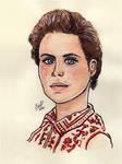 Amelia Folch by hnl