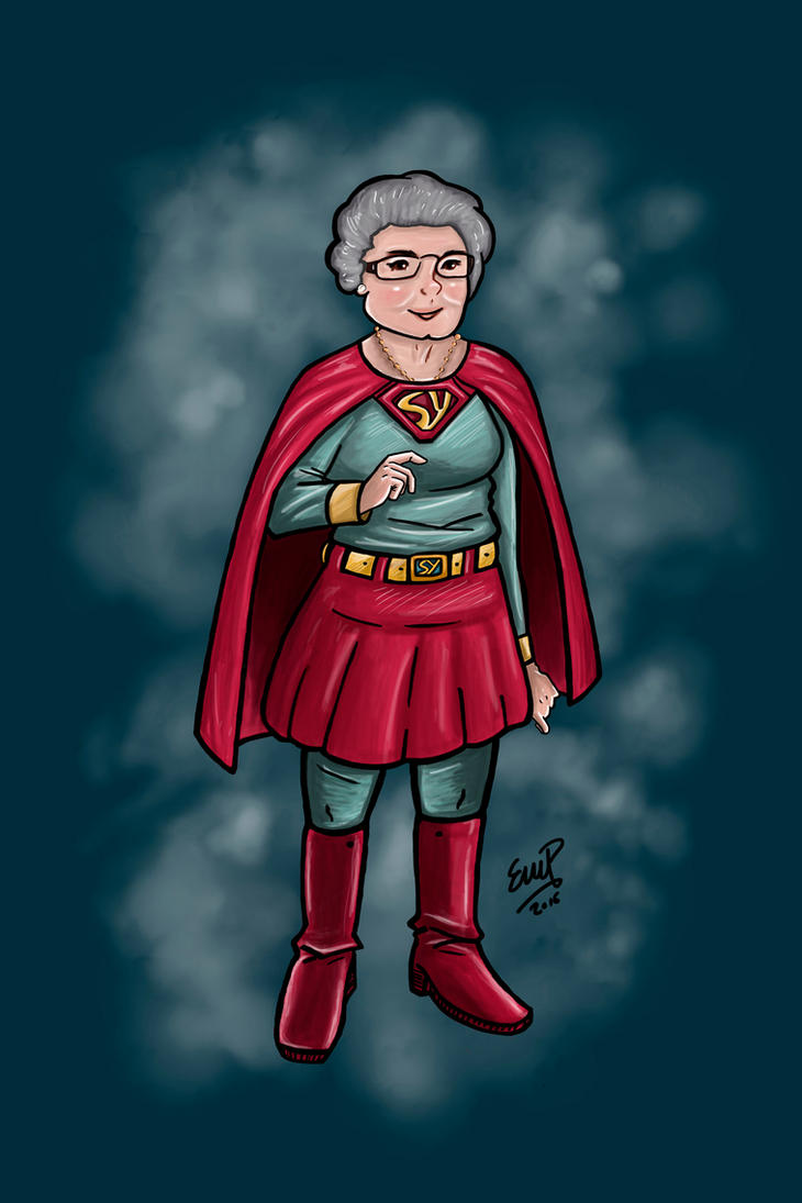 The Super Yaya by hnl