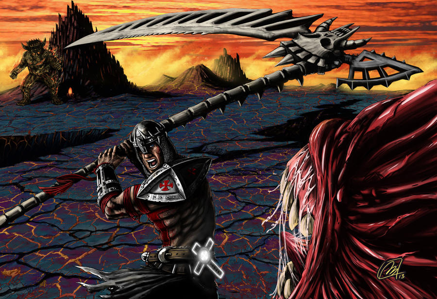 Dante S Inferno Concept Art By Magmarc On Deviantart