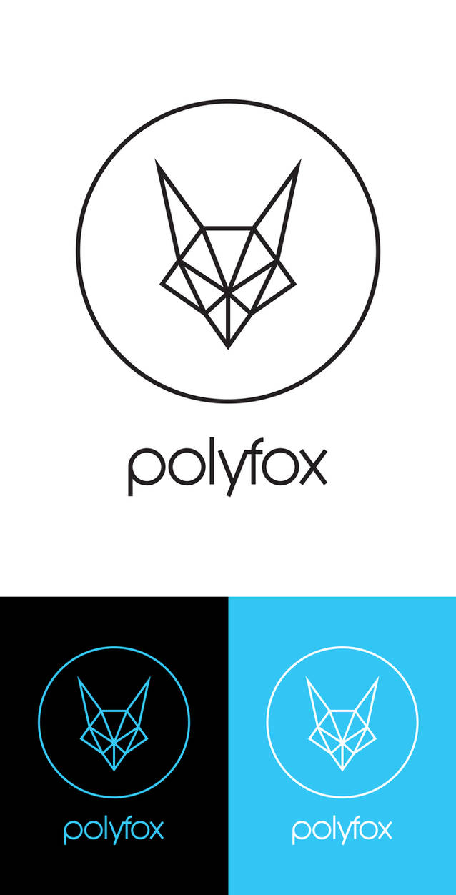 Polyfox logo by FutureMillennium