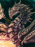 ASTARANDE The Gold Dragon