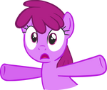 Worried Berry Punch is worried