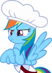 Rainbow Dash is not amused